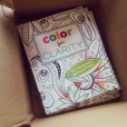 Our Color for Clarity books have arrived!