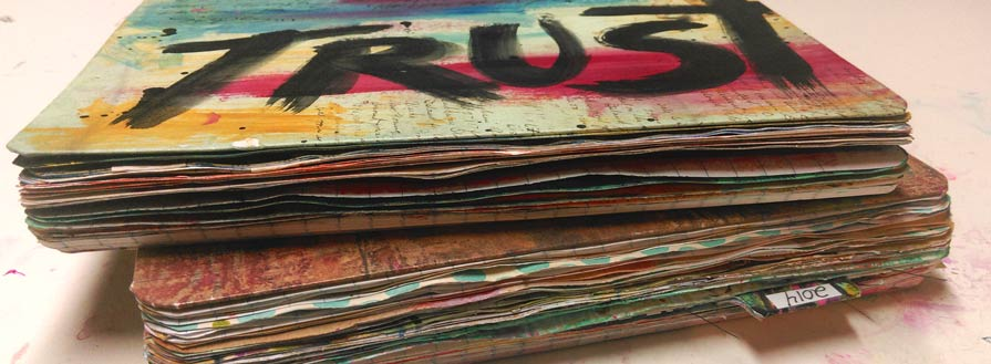 Art Journaling Roots E-Course