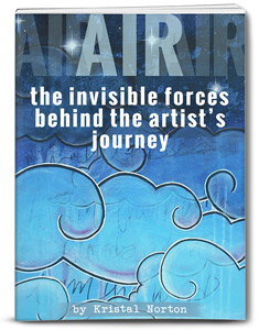 AIR - the invisible forces behind the artist's journey